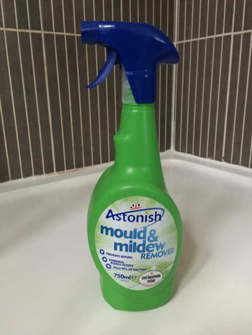 Astonish Mould & Mildew Remover Enlarged