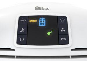 Ebac Dehumidifier Control Panel