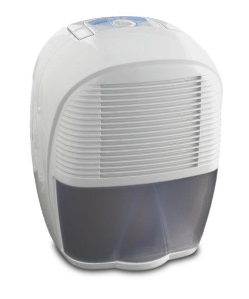 Delonghi Dehumidifier DEM10 - Slight Side View Enlarged