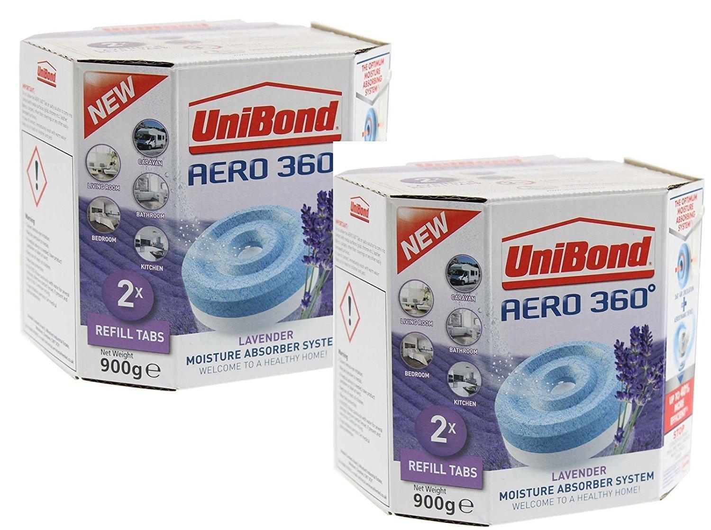 Unibond aero 360 refill mould removing - Aero 360 rubson ...
